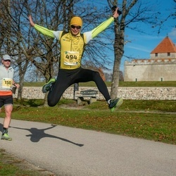 45. Saaremaa kolme päeva jooks - Aadu Polli (150), Martti Salm (494)