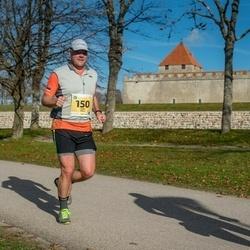 45. Saaremaa kolme päeva jooks - Aadu Polli (150)