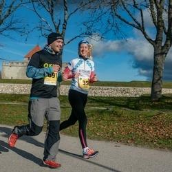 45. Saaremaa kolme päeva jooks - Küllike Puusepp (35), Imre Anton (691)