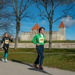 45. Saaremaa kolme päeva jooks - Annely Saar (215), Margus Pootsmaa (225), Gert Kello (502)