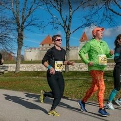 45. Saaremaa kolme päeva jooks - Jevgeni Fenko (32), Annely Saar (215), Margus Pootsmaa (225), Kadri Possul (335)