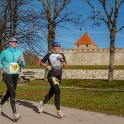 45. Saaremaa kolme päeva jooks - Annika Veimer (157)