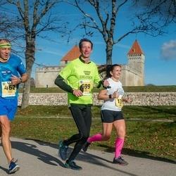 45. Saaremaa kolme päeva jooks - Silja Põder (139), Jaanus Purga (462), Rain Arnus (699)