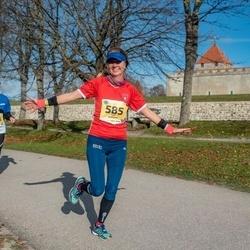 45. Saaremaa kolme päeva jooks - Tannar Henno (355), Eda Lehmann (585)