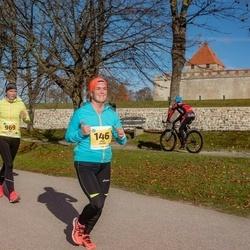 45. Saaremaa kolme päeva jooks - Riina Lillend (146), Kaivi Kukk (969)