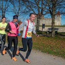 45. Saaremaa kolme päeva jooks - Kristel Viirmann (41), Danilo Piht (257)
