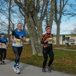 45. Saaremaa kolme päeva jooks - Kaie Henno (348), Tiiu Jüriado (469)