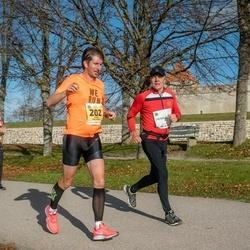 45. Saaremaa kolme päeva jooks - Tauno Trallmann (202)