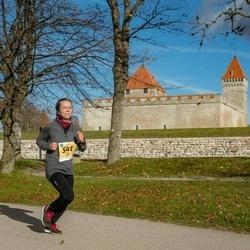 45. Saaremaa kolme päeva jooks - Maris Leiaru (541)
