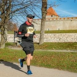 45. Saaremaa kolme päeva jooks - Mihkel Meerits (509)