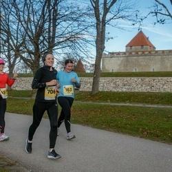 45. Saaremaa kolme päeva jooks - Evelin Kuris (163), Karin Paloots (706)