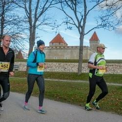 45. Saaremaa kolme päeva jooks - Mirjam Männamaa (398), Ahti Lepp (440), Tanel Veeleid (452)