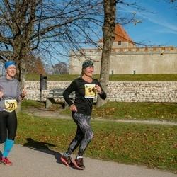 45. Saaremaa kolme päeva jooks - Maarika Reiles (54), Epp Välba (331)