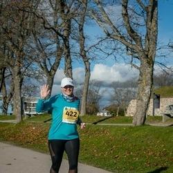 45. Saaremaa kolme päeva jooks - Carmen Kolomainen (422)