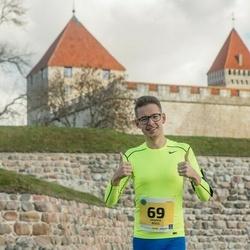 45. Saaremaa kolme päeva jooks - Marek Ross (69)