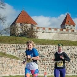 45. Saaremaa kolme päeva jooks - Imbi Joasaar (93), Marika Peterson (309)