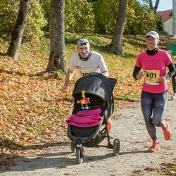 45. Saaremaa kolme päeva jooks - Liisi Viljalo (601), Margus Mäll (701)