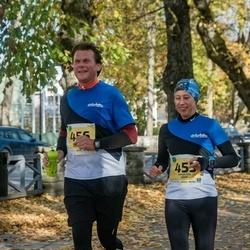 45. Saaremaa kolme päeva jooks - Nadežda Värk (455), Mihkel Nõmmela (456)