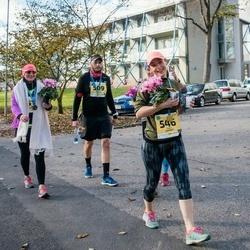 45. Saaremaa kolme päeva jooks - Mihkel Meerits (509), Tuuli Saarniit (546)