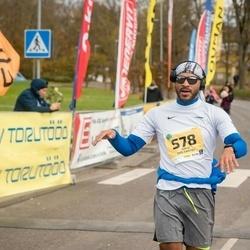 45. Saaremaa kolme päeva jooks - Jorge Dos Santos (578)
