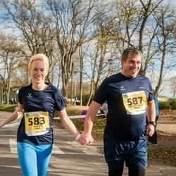 45. Saaremaa kolme päeva jooks - Mailo Tohv (583), Kristian-Viktor Parvei (587)