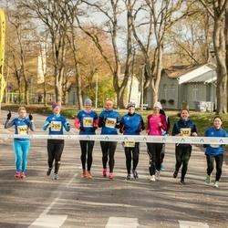 45. Saaremaa kolme päeva jooks - Liisi Park (122), Kristel Liivapuu (209), Liili Vatsar (313), Siiri Pilt (344), Kerli Pauskar (716)