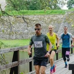 III Ultima Thule maraton - Kermo Teral (25), Margus Luhtoja (103), Lauri Tammemäe (325)