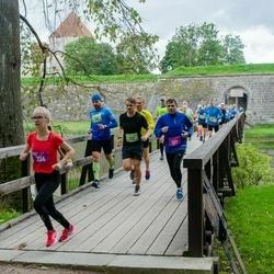 III Ultima Thule maraton - Martin Maasik (34), Martten Kaldvee (52), Õnnely Rahu (334), Erlend Tamberg (357)