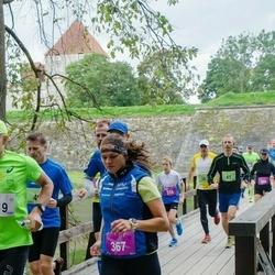 III Ultima Thule maraton - Mart Aru (41), Anti Toplaan (119), Piibe Tammemäe (367)