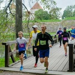 III Ultima Thule maraton - Mart Aru (41), Kaspar Linde (316), Kaja Ivanov (344)
