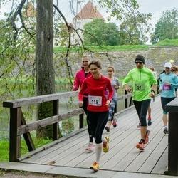 III Ultima Thule maraton - Mati Jams (27), Anne-Li Tilk (118), Triinu Lillepärg (365)