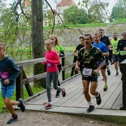 III Ultima Thule maraton - Vladimir Frolov (107), Martin Paimre (355), Marili Paimre (356)