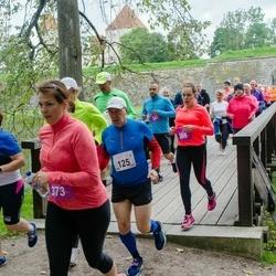 III Ultima Thule maraton - Jüri Marcinkevicz (125), Sirli Särev (366), Mirja Murumaa (373)