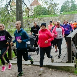 III Ultima Thule maraton - Elise-Maria Trei (360), Sander Berens (361), Irene Targem (715)