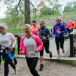 III Ultima Thule maraton - Marili Niits (352), Keidi Hoogand (714), Irene Targem (715)