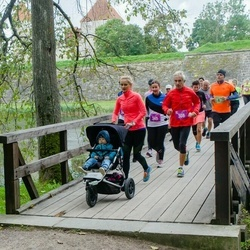 III Ultima Thule maraton - Tiit Tilk (308), Evelin Kuris (345)