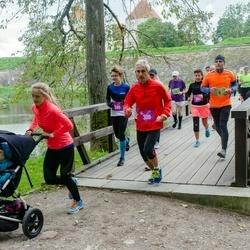 III Ultima Thule maraton - Tiit Tilk (308), Anna Malena Kuris (346)