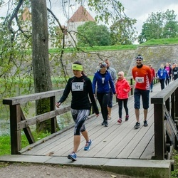 III Ultima Thule maraton - Jaan Jõgi (527), Katrina Keerd (701)