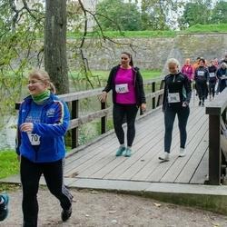 III Ultima Thule maraton - Triin Prei (516), Lissi Hioväin (517), Piret Lang (707)