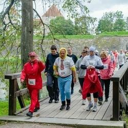 III Ultima Thule maraton - Terje Pahk (502), Esta Ots (503), Enno Kemrik (525)