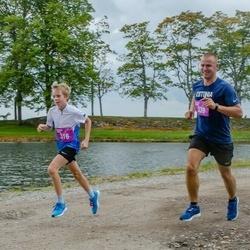III Ultima Thule maraton - Kaspar Linde (316), Alvar Kane (339)