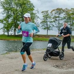 III Ultima Thule maraton - Triinu Lillepärg (365), Martin Palm (1001)
