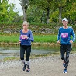 III Ultima Thule maraton - Ave Kupper (306), Margus Pohlak (307)