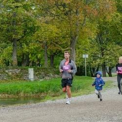 III Ultima Thule maraton - Pille Valk (301), Martin Karolin (336)