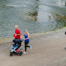 III Ultima Thule maraton - Tiit Tilk (308), Kristi Steinberg (340)