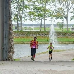 III Ultima Thule maraton - Kristen Meier (313), Urmas Tammemäe (354)