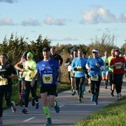 45. Saaremaa kolme päeva jooks - Raul Reiska (90), Erkki Pikk (115), Kadri Veske (669), Siim Palu (702), Rene Hallemaa (717)