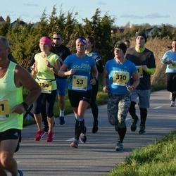 45. Saaremaa kolme päeva jooks - Aurika Reiles (53), Ave Toomingas (134), Triinu Kannel (310), Andrei Lopsik (571)