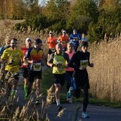 45. Saaremaa kolme päeva jooks - Margus Maidla (291), Arnis Sulmeisters (300)