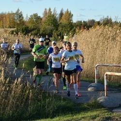 45. Saaremaa kolme päeva jooks - Heigo Paide (48), Eve Kitvel (323)